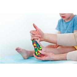 CURSO EN SEVILLA DE ACTUALIZACIÓN EN PODOLOGÍA INFANTIL. 1a parte. TALLER DE EXPLORACIÓN Y CASOS CLÍNICOS